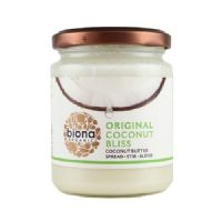 Biona Organic Coconut Bliss Coconut Butter 250g